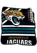 Jacksonville Jaguars Logo Raschel Blanket