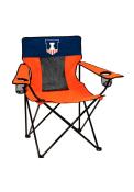 Illinois Fighting Illini Elite Canvas Chair