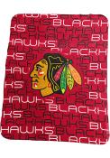 Chicago Blackhawks Classic Fleece Blanket