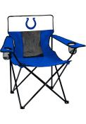 Indianapolis Colts Elite Canvas Chair