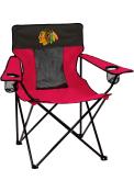 Chicago Blackhawks Elite Canvas Chair