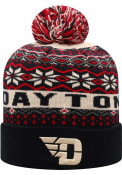 Dayton Flyers Top of the World Frosted 2020 Knit - Navy Blue