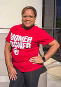 Champion Oklahoma Sooners Crimson Slogan Tee