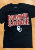 Champion Oklahoma Sooners Black Slogan Tee