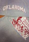 Champion Oklahoma Sooners Grey Rally Loud Tee