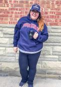 Duquesne Dukes Champion Hood Hooded Sweatshirt - Navy Blue