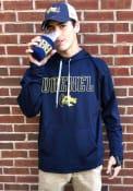 Drexel Dragons Champion Athletic Fleece Hood - Navy Blue