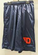 Dayton Flyers Champion Mesh Shorts - Navy Blue