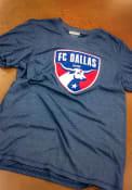 Adidas FC Dallas Blue Crest 2016 Tee