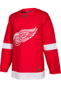 Detroit Red Wings Adidas 2017 Home Authentic Hockey Jersey - Red