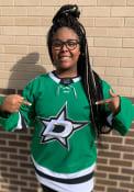 Dallas Stars Adidas Home Authentic Hockey Jersey - Green
