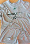 Dallas Stars Adidas Coordinator T Shirt - Grey