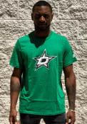 Dallas Stars Adidas Primary Position T Shirt - Kelly Green