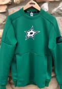 Dallas Stars Adidas Game Mode Sweatshirt - Kelly Green