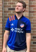 FC Cincinnati Adidas 2020 Primary Replica Soccer - Blue