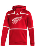 Adidas Detroit Red Wings Under the Lights Hood