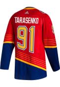 Vladimir Tarasenko St Louis Blues Adidas Reverse Retro Authentic Hockey Jersey - Red