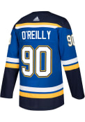 Ryan O'Reilly St Louis Blues Adidas Authentic Jersey Hockey Jersey - Blue