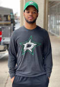 Dallas Stars Adidas Side Street T-Shirt - Grey