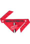 Detroit Red Wings Team Pet Bandana