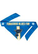 St Louis Blues Team Pet Bandana