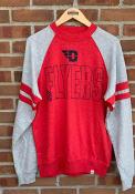 Dayton Flyers Colosseum Oh Fashion Sweatshirt - Red