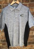 Emporia State Hornets Colosseum Alaska Polo Shirt - Grey