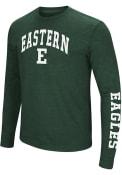 Eastern Michigan Eagles Colosseum Jackson T Shirt - Green