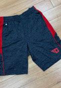Dayton Flyers Colosseum Jordan Shorts - Charcoal