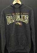 Drexel Dragons Colosseum Graham Hooded Sweatshirt - Charcoal