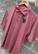 Dayton Flyers Colosseum Adventurer Polo Shirt - Red