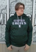 Eastern Michigan Eagles Colosseum The Goat Pullover Hood - Green