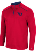 Dayton Flyers Colosseum Eastwood 1/4 Zip Pullover - Red