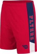 Dayton Flyers Colosseum Wonkavision Shorts - Red