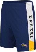 Drexel Dragons Colosseum Wonkavision Shorts - Navy Blue