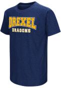 Colosseum Drexel Dragons Youth Blue Graham T-Shirt