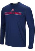 Duquesne Dukes Colosseum Bayous T-Shirt - Navy Blue