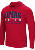 Colosseum Dayton Flyers Red Do It For You Fashion Tee