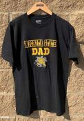 Wichita State Shockers Black Dad Tee