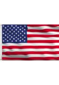 3x5 American Silk Screen Grommet Flag