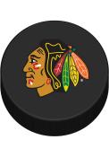 Chicago Blackhawks Black Team Logo Stress ball