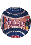 Texas Rangers Mascot Soft Strike Baseball