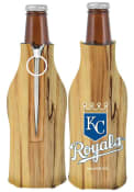 Kansas City Royals Wood Grain Bottle Coolie
