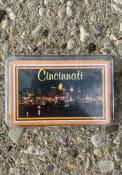 Cincinnati Skyline Playing Cards