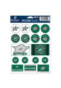 Dallas Stars 5x7 Souvenir Stickers