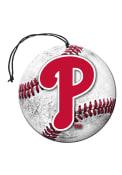 Philadelphia Phillies 3 Pack Car Air Fresheners - White