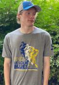 St Louis Blues Duncan Fashion T Shirt - Grey