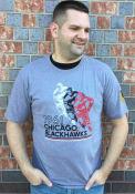 Chicago Blackhawks Duncan Fashion T Shirt - Grey