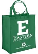 Eastern Michigan Eagles Team Logo Reusable Bag