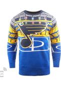 St Louis Blues Bluetooth Sweater - Blue